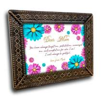 Mother Gifts Metal Frame 24