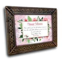Mother Gifts Metal Frame 30