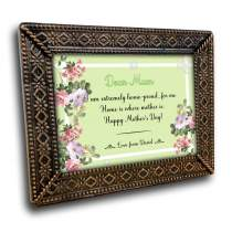 Mother Gifts Metal Frame 36
