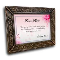 Mother Gifts Metal Frame 44