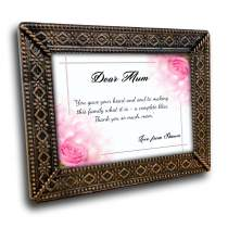 Mother Gifts Metal Frame 52