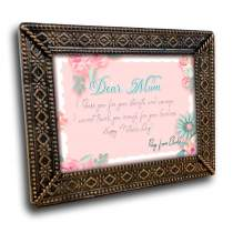 Mother Gifts Metal Frame 54