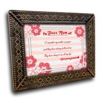 Mother Gifts Metal Frame 63