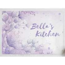 Floral Chopping Board 10