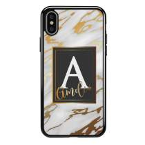 Marble Effect Phone Case 19 - Apple
