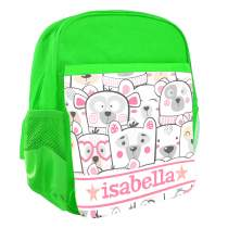 Dogs Backpack Green 590