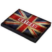 British Flag Faux Leather Wallet 81